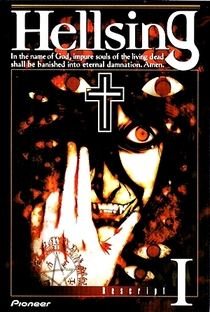 Hellsing - Poster / Capa / Cartaz - Oficial 15