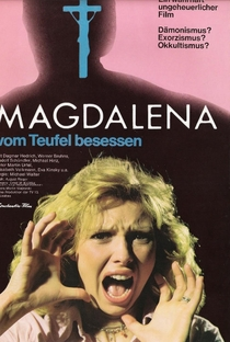 Magdalena, Possessed by the Devil - Poster / Capa / Cartaz - Oficial 1