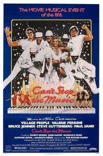 A Música Não Pode Parar - Poster / Capa / Cartaz - Oficial 3