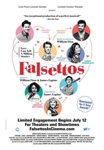 Falsettos - Poster / Capa / Cartaz - Oficial 1