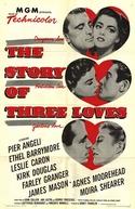 A História de Três Amores (The Story of Three Loves)