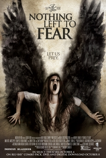Nothing Left to Fear - Poster / Capa / Cartaz - Oficial 1