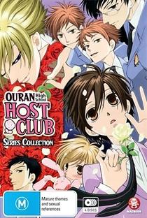 Ouran High School Host Club - Poster / Capa / Cartaz - Oficial 4