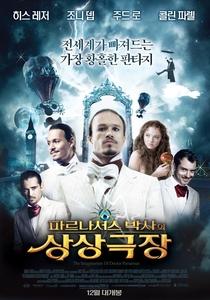 O Mundo Imaginário do Dr. Parnassus - Poster / Capa / Cartaz - Oficial 11