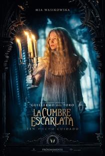 A Colina Escarlate - Poster / Capa / Cartaz - Oficial 20