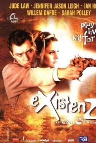 eXistenZ - Poster / Capa / Cartaz - Oficial 4