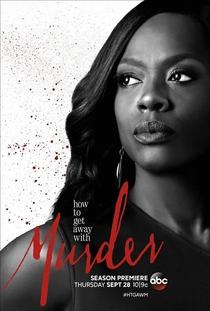 How to Get Away With Murder (4ª Temporada) - Poster / Capa / Cartaz - Oficial 1