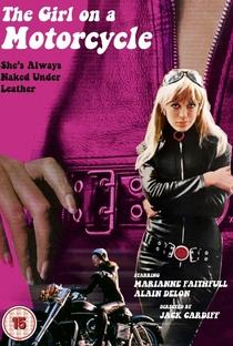 A Garota da Motocicleta - Poster / Capa / Cartaz - Oficial 6