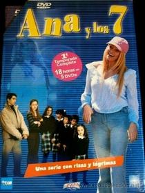 Ana y los 7 (1ª Temporada) - Poster / Capa / Cartaz - Oficial 1