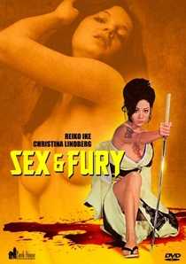 Sexo e Fúria - Poster / Capa / Cartaz - Oficial 6
