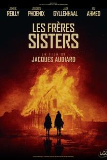 Os Irmãos Sisters - Poster / Capa / Cartaz - Oficial 2