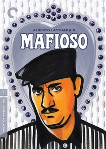 O Mafioso - Poster / Capa / Cartaz - Oficial 1