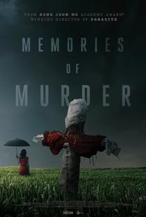 Memórias de um Assassino - Poster / Capa / Cartaz - Oficial 6