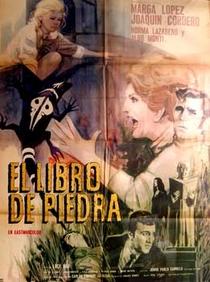 O Livro de Pedra - Poster / Capa / Cartaz - Oficial 3
