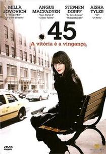 .45 - A Vitória é a Vingança - Poster / Capa / Cartaz - Oficial 3
