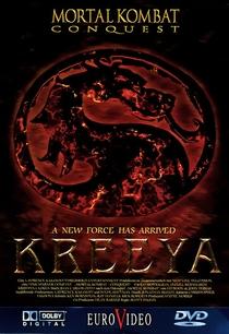 Mortal Kombat - Kreeya - Poster / Capa / Cartaz - Oficial 1