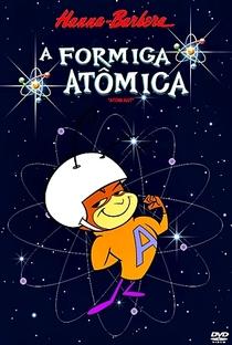 A Formiga Atômica - Poster / Capa / Cartaz - Oficial 1