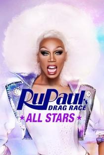 RuPaul's Drag Race: All Stars (4ª Temporada) - Poster / Capa / Cartaz - Oficial 1