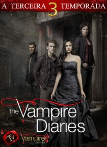 The Vampire Diaries (3ª Temporada) - Poster / Capa / Cartaz - Oficial 5