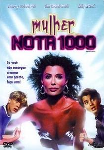 Mulher Nota 1000 - Poster / Capa / Cartaz - Oficial 5