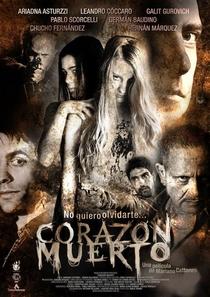 Corazón Muerto - Poster / Capa / Cartaz - Oficial 2