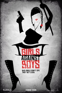 Girls Against Boys - Poster / Capa / Cartaz - Oficial 4