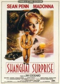 Surpresa de Shanghai - Poster / Capa / Cartaz - Oficial 1