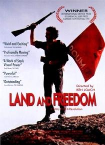 Terra e Liberdade - Poster / Capa / Cartaz - Oficial 1