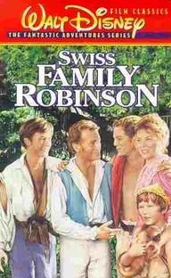 A Família Robinson - Poster / Capa / Cartaz - Oficial 2