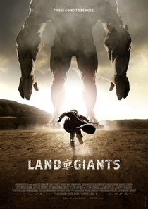 Land of Giants - Poster / Capa / Cartaz - Oficial 1