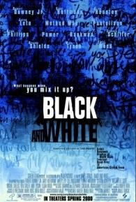 Preto e Branco - Poster / Capa / Cartaz - Oficial 1