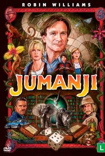 Jumanji - Poster / Capa / Cartaz - Oficial 4