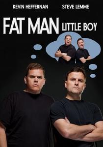 Fat Man Little Boy - Poster / Capa / Cartaz - Oficial 1