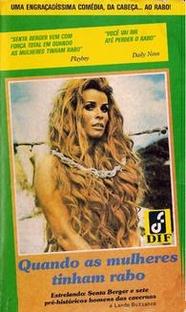 Quando as Mulheres Tinham Rabo - Poster / Capa / Cartaz - Oficial 2