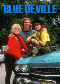 O Cadillac Azul - Poster / Capa / Cartaz - Oficial 1