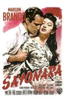 Sayonara - Poster / Capa / Cartaz - Oficial 4