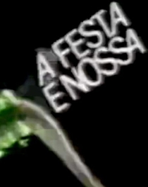 A Festa É Nossa - Poster / Capa / Cartaz - Oficial 1
