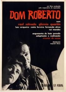 Dom Roberto - Poster / Capa / Cartaz - Oficial 1