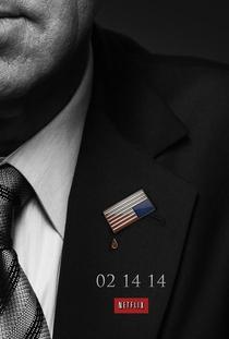 House of Cards (2ª Temporada) - Poster / Capa / Cartaz - Oficial 2