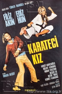 Karateci Kiz - Poster / Capa / Cartaz - Oficial 4
