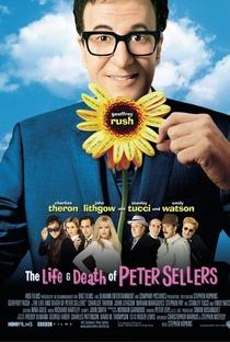 A Vida e Morte de Peter Sellers - Poster / Capa / Cartaz - Oficial 2