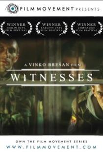 Testemunhas - Poster / Capa / Cartaz - Oficial 1