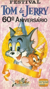 Tom e Jerry - Poster / Capa / Cartaz - Oficial 3