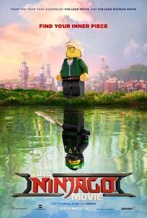 LEGO Ninjago: O Filme - Poster / Capa / Cartaz - Oficial 3