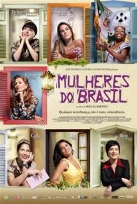 Mulheres do Brasil - Poster / Capa / Cartaz - Oficial 1
