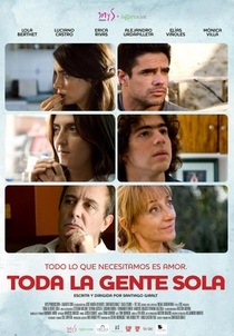 All the lonely people - Poster / Capa / Cartaz - Oficial 1