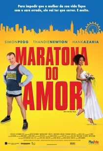 Maratona do Amor - Poster / Capa / Cartaz - Oficial 3