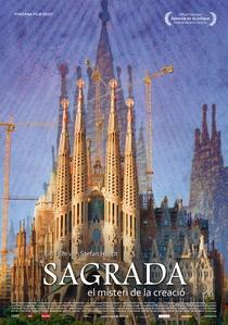 Sagrada, o mistério da criação - Poster / Capa / Cartaz - Oficial 1