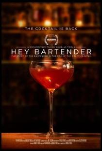Hey Bartender - Poster / Capa / Cartaz - Oficial 1