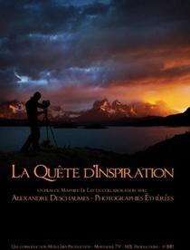 Alexandre Deschaumes - The Search for Inspiration - Poster / Capa / Cartaz - Oficial 1